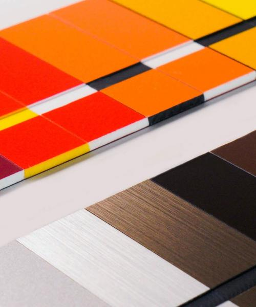 Wide range of Gravotech's materials